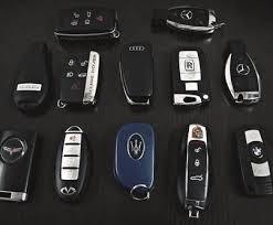 CAR KEYS remote control units